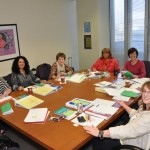 An ETFO Standing Committee at work