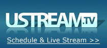 Ustream.tv schedule and stream