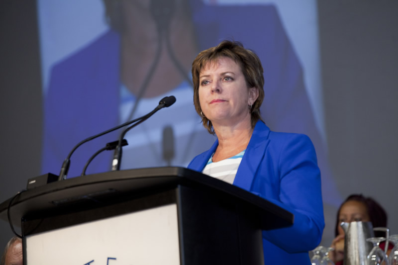 Nancy Lawler, Vice-President