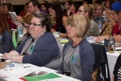 Annual Meeting delegates
