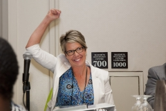Monica Rusnak elected as Vice-President