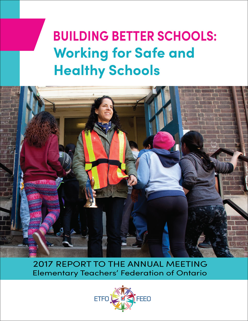 Annual Meeting 2017 report cover
