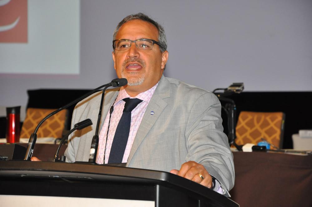 CTF President H. Mark Ramsankar