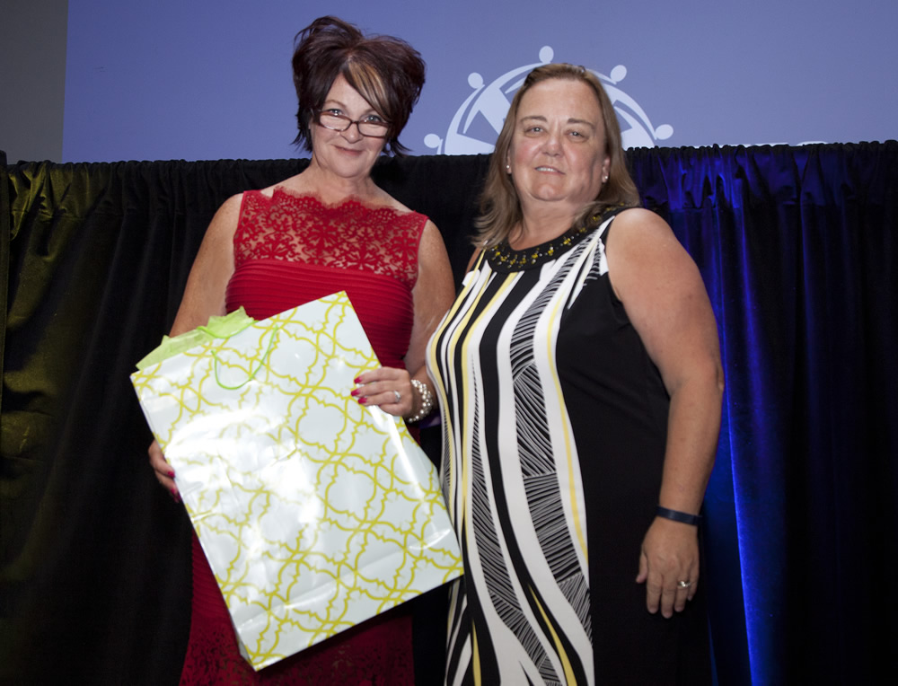 GS Sharon O'Halloran and Jo-Anne Alzner