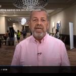 Sam Hammond on Global News