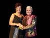 Susan Swackhammer with Cathryn Hare, Honorary Life Member